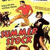 『サマー・ストック(1950)』Summer Stock