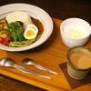 秋野菜の収穫とスパイスカレー