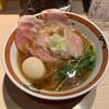 大阪福島YAMACHANで豊潤味玉中華そばを食べてきました