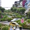 ロンバートストリートは行く価値なし!サンフランシスコの世界一曲がりくねった道【感想・行き方】