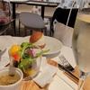 よ~やくお店でもお酒が飲めるようになった日、銀座のイータリーでチケッティ(小皿料理)で乾杯!