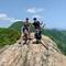 低山とは思えない絶景を堪能! 佐賀の「黒髪山」「青螺山」をプチ縦走してきたよ。
