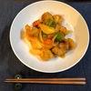 薄切り肉で作る酢豚のレシピ