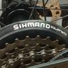 整備しようがないスポーツ車もどきの自転車 安いからという理由で買うなら自己責任で!
