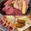 【日本橋浜町】まぐろ牡蠣次郎:インパクトたっぷりの店名で、まずはお昼からいただいてみた