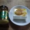 台湾的冷奴╱とろろ十割蕎麦【飲食】【レシピ】【業務スーパー】