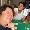 久しぶりの再会→上野上さま定例ポーカー