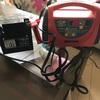 GSX-R GK 71B バッテリーが上がりと充電器