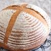 カンパーニュ風の大型パン