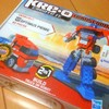 パチレゴ「Kre-O トランスフォーマー オプティマスプライム」を購入してみた。