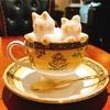 殿堂入りのお皿たち その49 【Ken's珈琲店の 3Dラテアート】