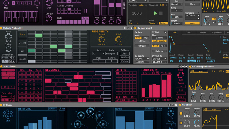 Max for Live【上級編】〜Ableton Live 10 Suiteの知らざれる真価(4)