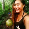 ジャングル生活〜ココナッツのゲットの仕方、食べ方、効能〜