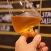 TAP②開栓:リンゴ×バーボン樽!優雅な大人の【ストロングWリンゴセゾン】『秩父麦酒 りんごの樽熊 BA:バーボン樽』