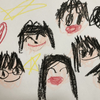 #5 いとこの娘が描いた絵