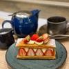 【名古屋編最終】絶対食べたいミルフィーユのラ・メゾン・ジュヴォーと名古屋城🏯