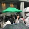今日は『定禅寺ストリートジャズフェスティバル』in SENDAI で楽しみました。