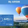 世界102ヶ国で使用可能!繰り返し使えるAIRSIMは最強の周遊SIMカードだった!