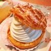 ユーハイムの生シュークリームとレモンパイ