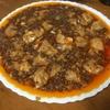 麻婆豆腐を夕食に決定 久し振りに作って味わう