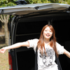 気分を明るく愛車を可愛くするピンクドット柄のシートカバーで休日の楽しいドライブを!