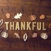Thanksgivingのディナーへの手土産