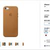 Apple Store がオープンしてる! iPhone 5s のケースも購入可能!!