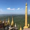 タイ、ミャンマー旅行 DAY7*ポッパ山③ 頂上到着!