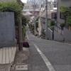 豊島区高田 富士見坂