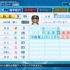【パワプロ2020 パワナンバー】架空選手 糸井セスペデス