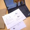 Lenovo 初代Thinkpad X1 Carbonのバッテリーを自分で交換する