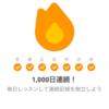 1000日