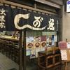横浜中央卸売市場大黒家でお刺身定食を食べてきた
