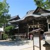 松本(信州)街歩き#3(四柱神社と縄手通り)