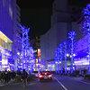 2016年のクリスマス:東京イルミネーション巡り