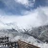白馬岩岳、2月27日レポート 昼までパウダー三昧。底付き無しで今シーズンイチ!