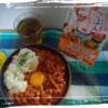 Instagramで「作ってあげたい小江戸ごはん2」の再現料理を作っていただきました。トマトスープ