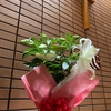 講壇のお花