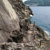 美しい自然の造形!!熊野灘に吠える獅子岩と ちょっとスリリングな鬼ヶ城♫