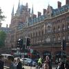 【イギリスひとり旅・2】ヒースロー空港からキングスクロス駅&ロンドンのホテル事情