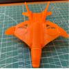 Fusion 360でクインジェットのモデリング:試作3号機は自社生産で