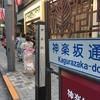 神楽坂散歩 花街の風情が残るデート向きの街