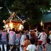 八坂神社ご例祭 執り行われる。