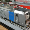 L.S.Models 16066 Railpool 193 802-6 Ep.6 その1