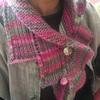 素敵な手編みがいっぱい。