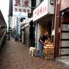 香港の朝の街<西営盤> @ 香港