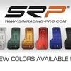 SRPペダルに6色のカラー追加