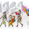 『ドラゴンクエストXI 過ぎ去りし時を求めて』 PS4版・3DS版ともに無料テーマを7月18日より配信開始