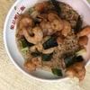 台南  集品蝦仁飯です