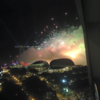 シンガポールの年越しカウントダウンの花火をホテルの部屋からみる 部屋から花火が見えるおススメスポット